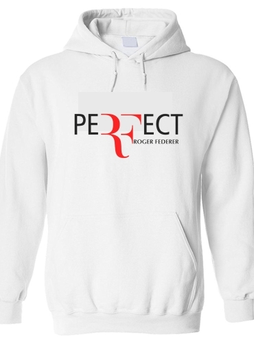 pull capuche hoodie Perfect as Roger Federer