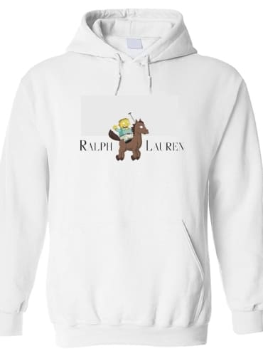 sweat Ralph Lauren Polo Parody Cheval