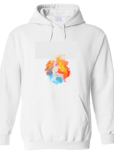 pull capuche hoodie Soul of the Ice and Fire