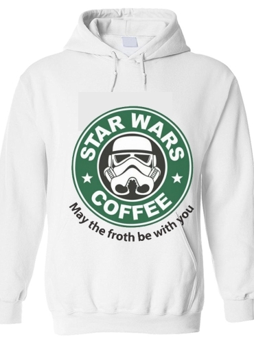 sweat Stormtrooper Coffee inspired by StarWars