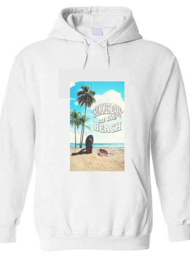 pull capuche hoodie Summer Days