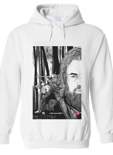 pull capuche hoodie The Bear and the Hunter Revenant