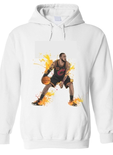 pull capuche hoodie The King James