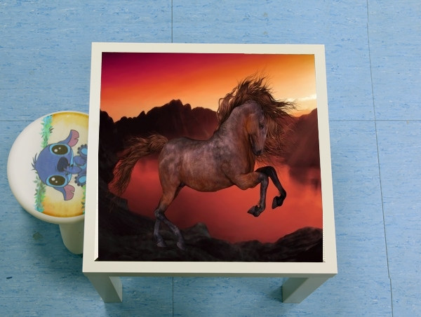 enceinte bluetooth A Horse In The Sunset
