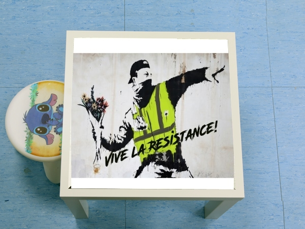 enceinte bluetooth Bansky Yellow Vests
