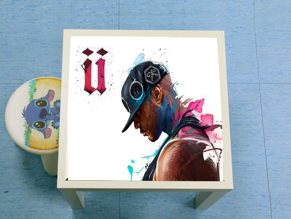 enceinte bluetooth Booba Fan Art Rap