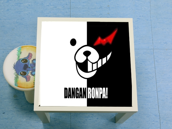 table d'appoint Danganronpa bear