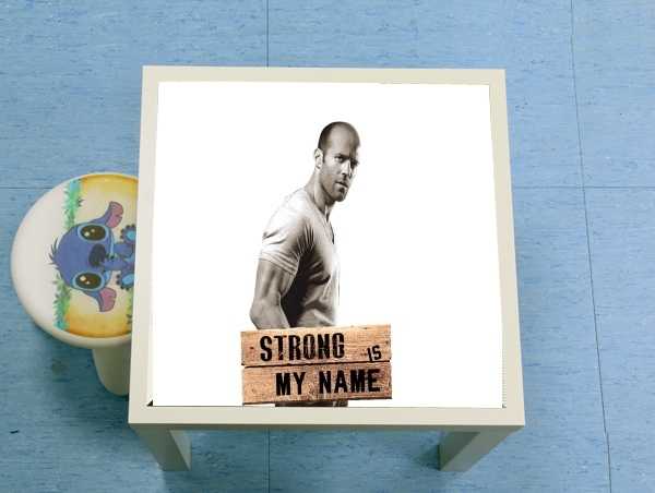 enceinte bluetooth Jason statham Strong is my name