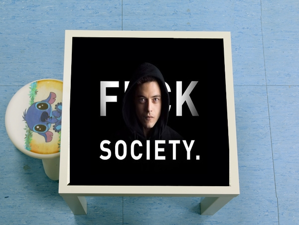 enceinte bluetooth Mr Robot Fuck Society