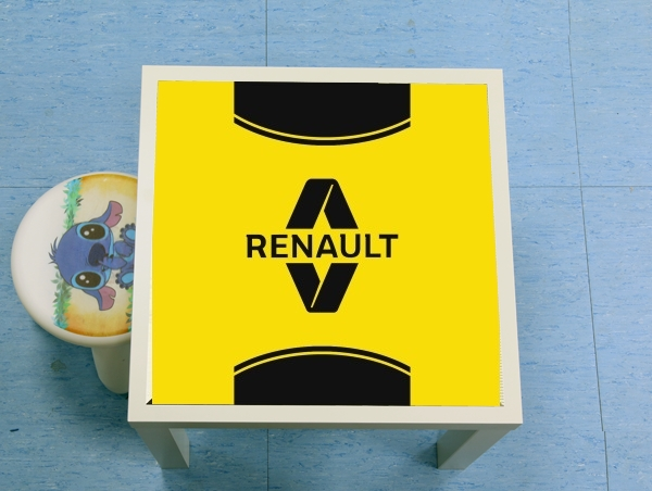 Table Renault Sports