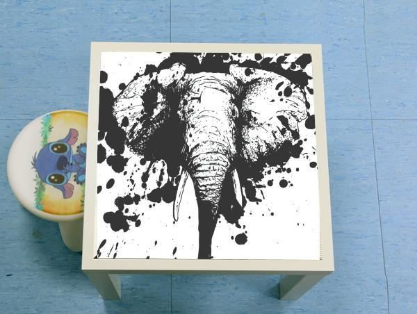 coque wiko birdy splashing elephant. Black Bedroom Furniture Sets. Home Design Ideas