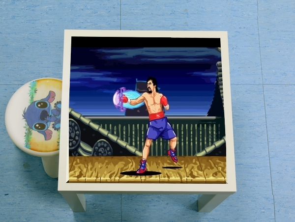 enceinte bluetooth Street Pacman Fighter Pacquiao