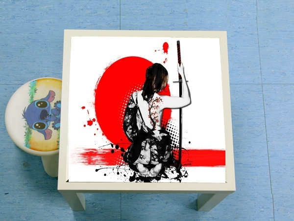 enceinte bluetooth Trash Polka - Female Samurai