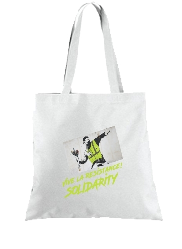 sac Bansky Yellow Vests