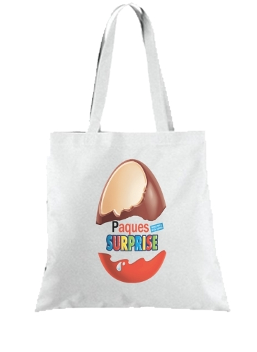 sac Joyeuses Paques Inspired by Kinder Surprise