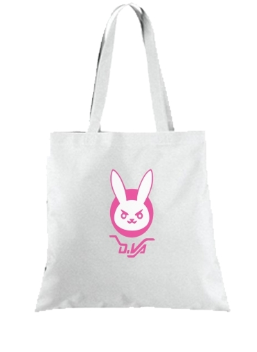 sac Overwatch D.Va Bunny Tribute Lapin Rose
