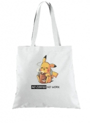 sac Pikachu Coffee Addict