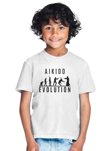 enfant Aikido Evolution