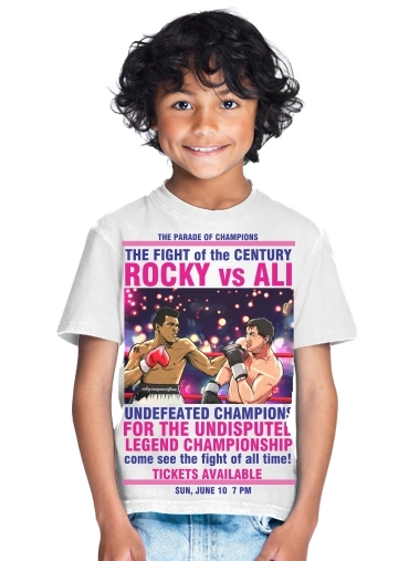 enfant Ali vs Rocky