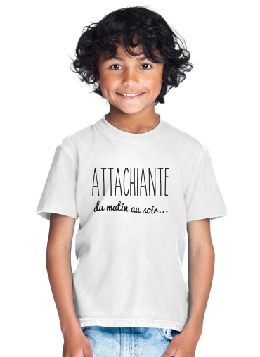 enfant Attachiante du matin au soir