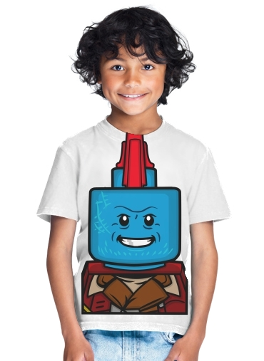 T-shirt Bricks Yondu Udonta