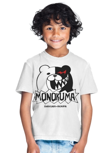 tshirt enfant Danganronpa bear