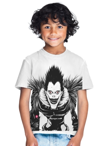 T-shirt Death Note