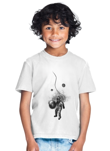 enfant Deep Sea Space Diver