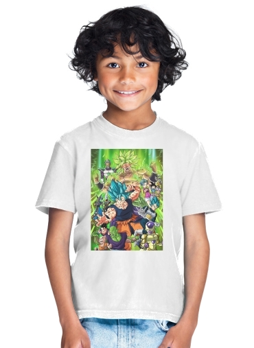 tshirt enfant Dragon Ball Super