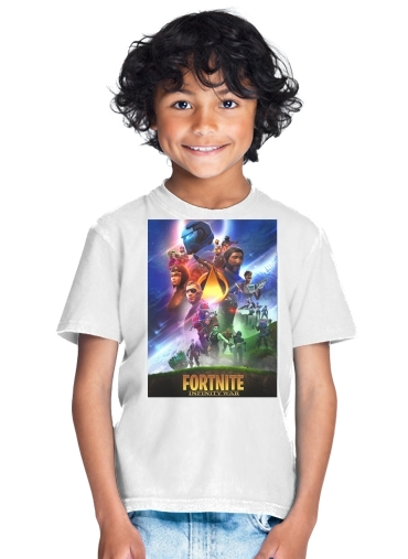 enfant Fortnite Skin Omega Infinity War