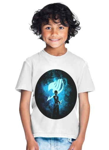 tshirt enfant Grey Fullbuster - Fairy Tail