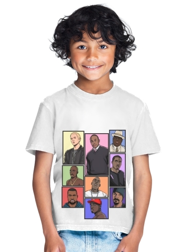 T-shirt Hip Hop Legends enfant