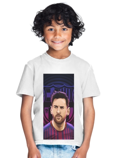 tshirt enfant Legendary Goat Football