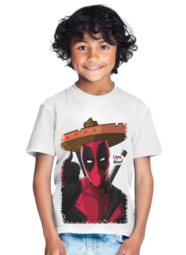 enfant Mexican Deadpool