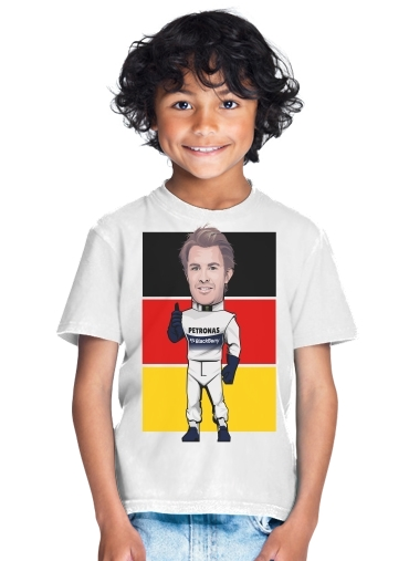 enfant MiniRacers: Nico Rosberg - Mercedes Formula One Team