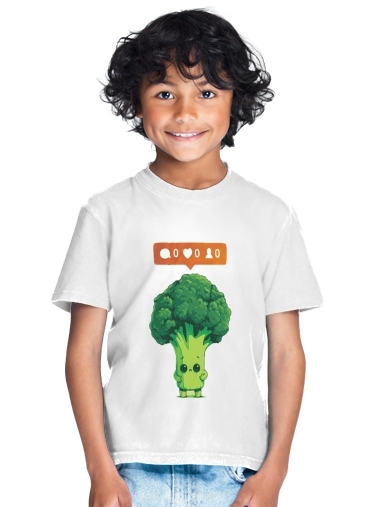 tshirt enfant Nobody Loves Me - Vegetables is good
