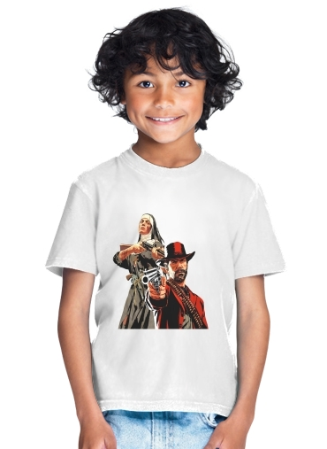 tshirt enfant Red Dead Redemption Fanart