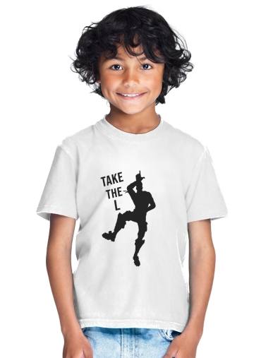 tshirt enfant Take The L Fortnite Celebration Griezmann