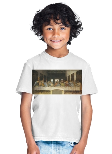 T-shirt The Last Supper Da Vinci