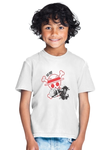 tshirt enfant Traditional Pirate