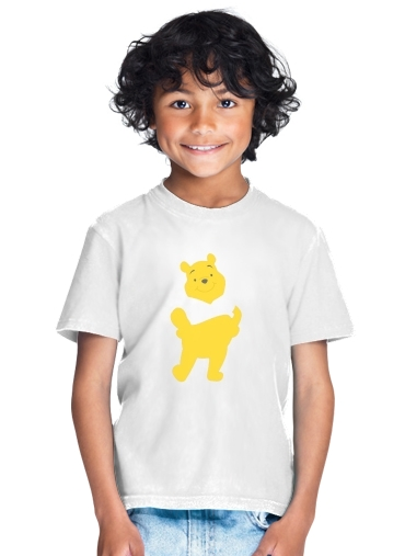 T-shirt Winnie The pooh Abstract