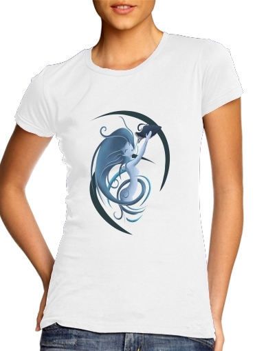 T-shirt Aquarius Girl