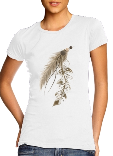 T-shirt Boho Feather