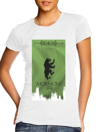 T-shirt Flag House Mormont