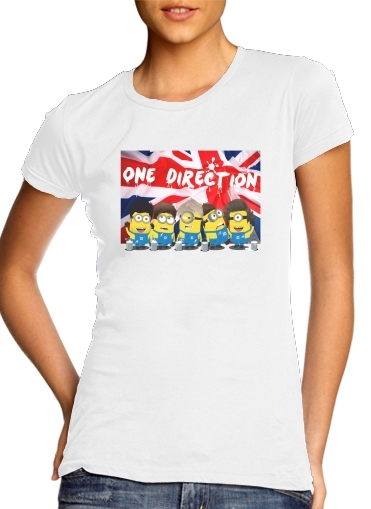 femme Minions mashup One Direction 1D