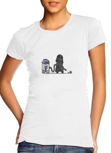 Acheter votre T shirt Col rond manche courte Blanc Cinema