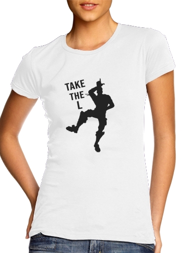 Tshirt Take The L Fortnite Celebration Griezmann femme