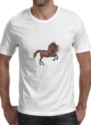 tshirt A Horse In The Sunset