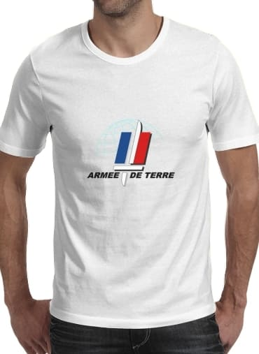 Tshirt Armee de terre - French Army homme
