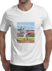 tshirt Baseball Painting